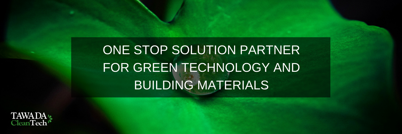 Tawada CleanTech one stop solution building material supplier