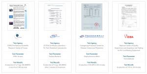 biozone photoplasma air purifier international certification kill virus clean air