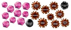 biozone photoplasma air purifier kill virus bacteria odor clean air